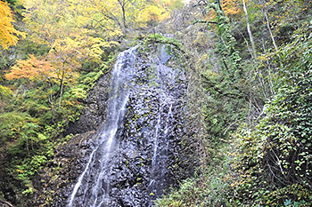 Shirai-no-Taki (White-Boar Falls)