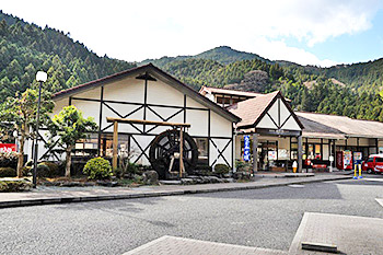 Roadside Station Mikawa