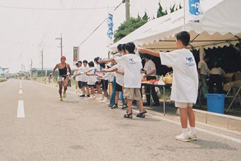 Nakajima Triathlon Volunteer Dating Event (Nakajima Island)