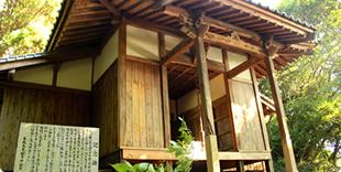 妙見神社の写真