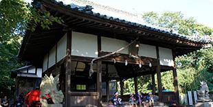 當田八幡神社(とうだはちまんじんじゃ)の写真