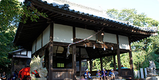 Photo of Toda Hachiman Shrine