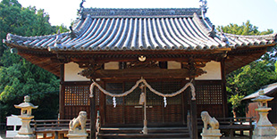 Photo of Kuwana Shrine