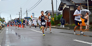 Photo of Nakajima triathlon
