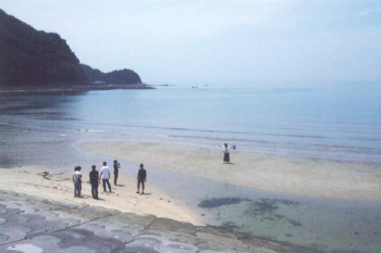 "Purify the island and your heart with ""Clean Hiking"" (Gogoshima Island)"