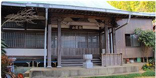 洞源寺の写真